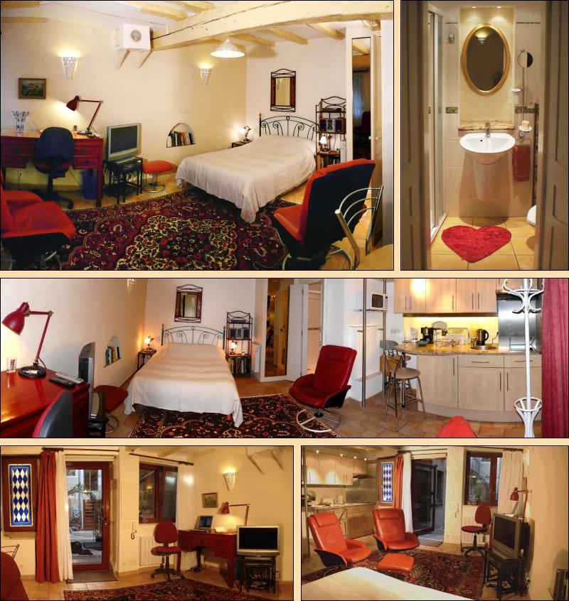 location d 39 un studio strasbourg photos du studio de strasbourg et panoramiques du gite. Black Bedroom Furniture Sets. Home Design Ideas